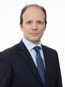 Dominik Benedikt, Senior ESG-Analyst der Erste Asset Management