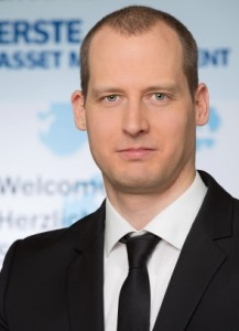 Andreas Rieger, Fund manager ESPA STOCK GLOBAL